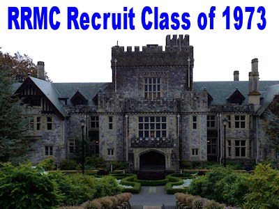 RRMC Recruit Class of 1973